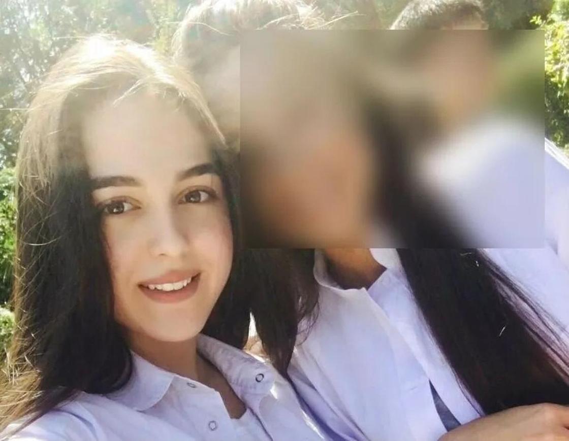 Алматыда 17 жастағы студент қыз жоғалып кетті