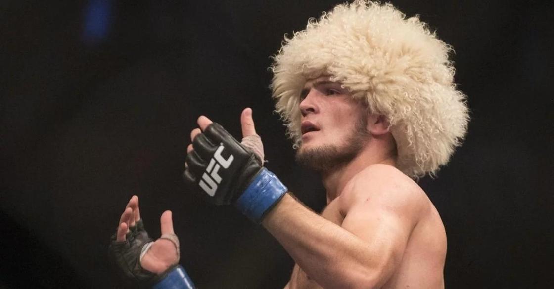 Стало известь, сколько заработал Хабиб Нурмагомедов за пояс чемпиона UFC
