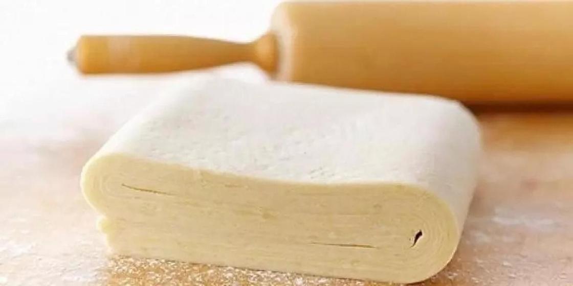 Слоеное тесто для самсы в духовке