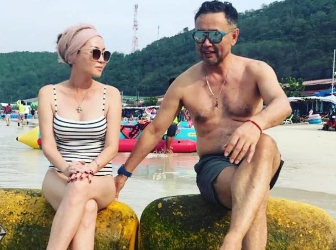 Баян и Турсенгали Алагузовы. Фото: Instagram