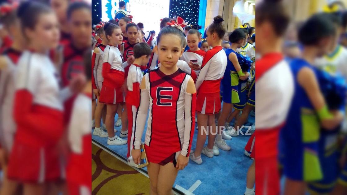 Девочка твердо решила вернуться в спорт. Тренер и команда поддерживают ее решение