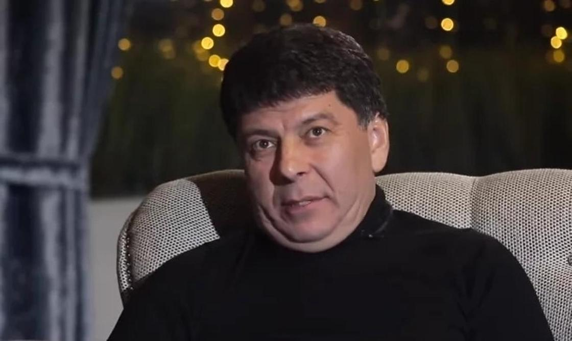 Бауыржан Ибрагимов. Фото: Интернет желісінен