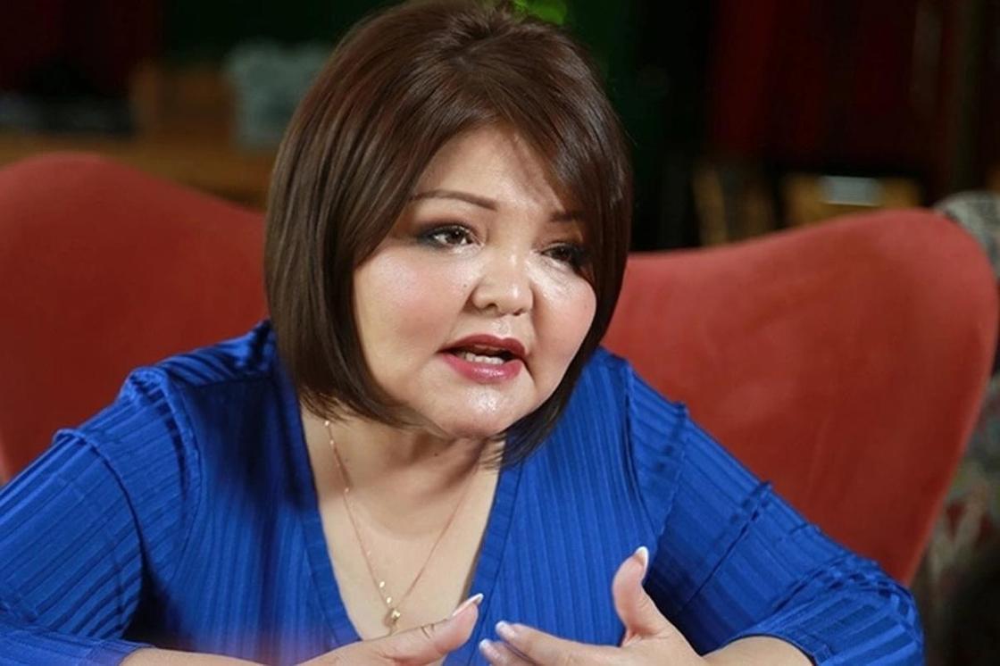 «Здесь есть и моя история»: Айман Умарова пишет книгу о сексуальных домогательствах
