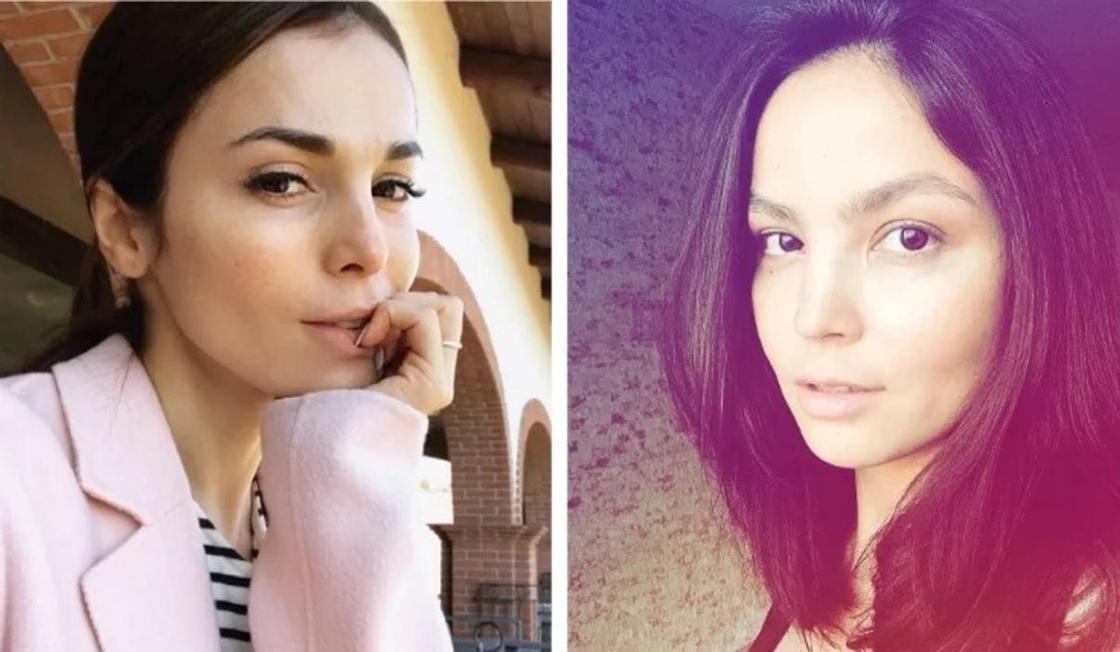 Сати Казанова и Асель Садвакасова. Фото: Instagram