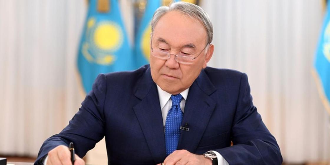 Назарбаев может переименовать район на юге Казахстана