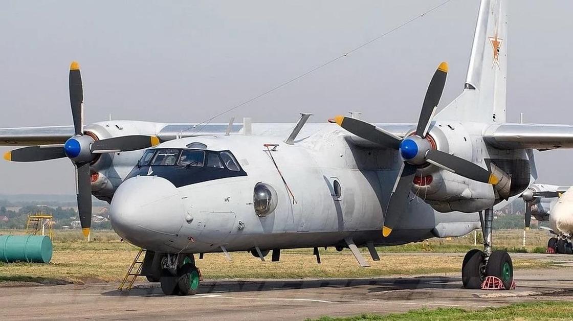 Восстановлена картина крушения Ан-26 в Сирии
