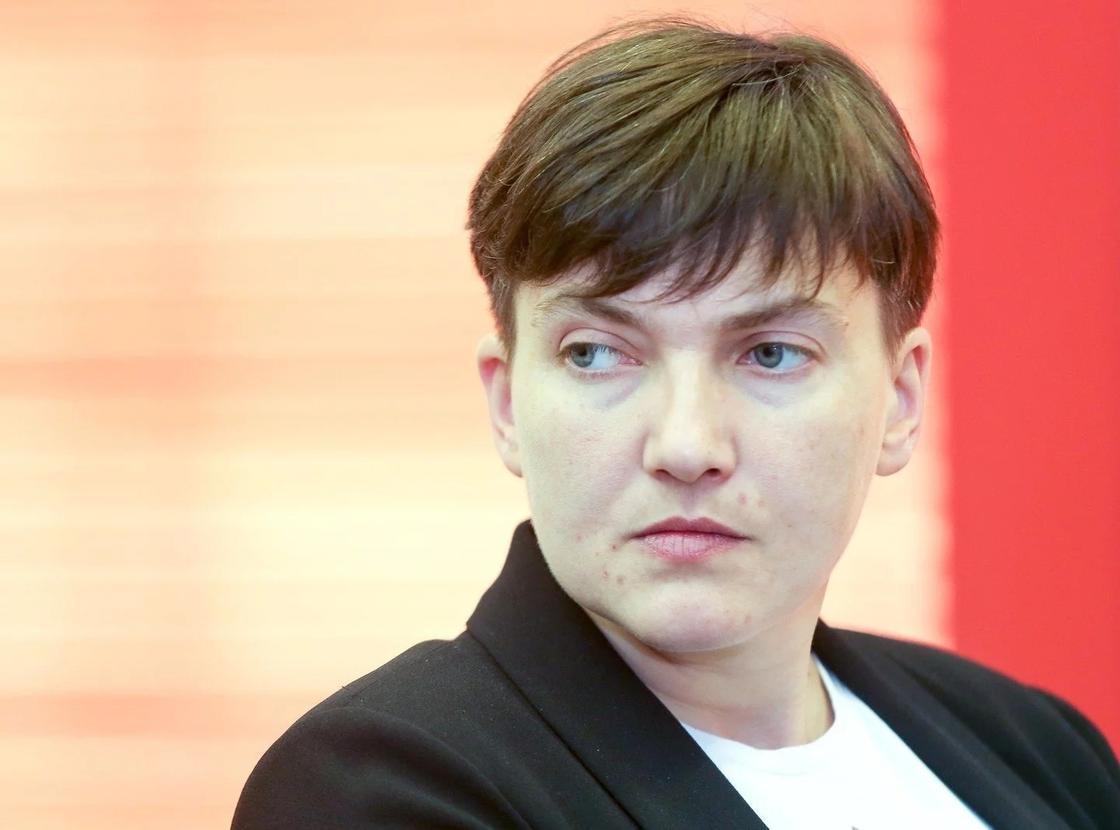 Украинскую летчицу задержали в зале Верховной рады по подозрению в подготовке теракта