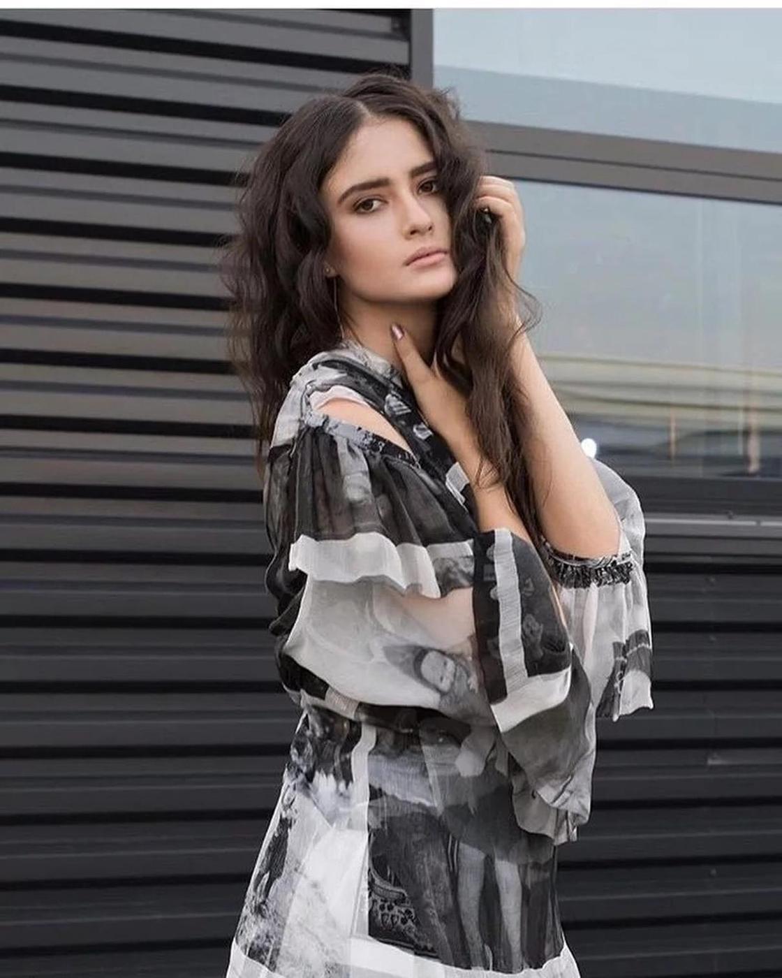 Алматы және Алматы облысы: Краснопольская Алина, 18 жаста (5505 дауыс) - Miss Virtual Almaty