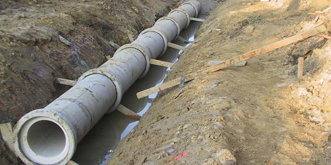 Человеческие останки нашли рабочие при укладке труб в Балхаше