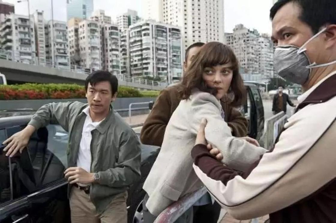 Фильмы про конец света: Заражение