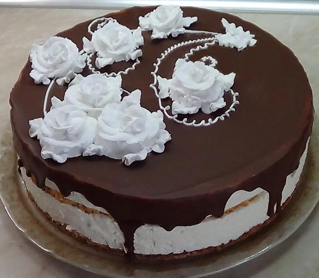 Самый вкусный торт «Птичье молоко»: рецепт