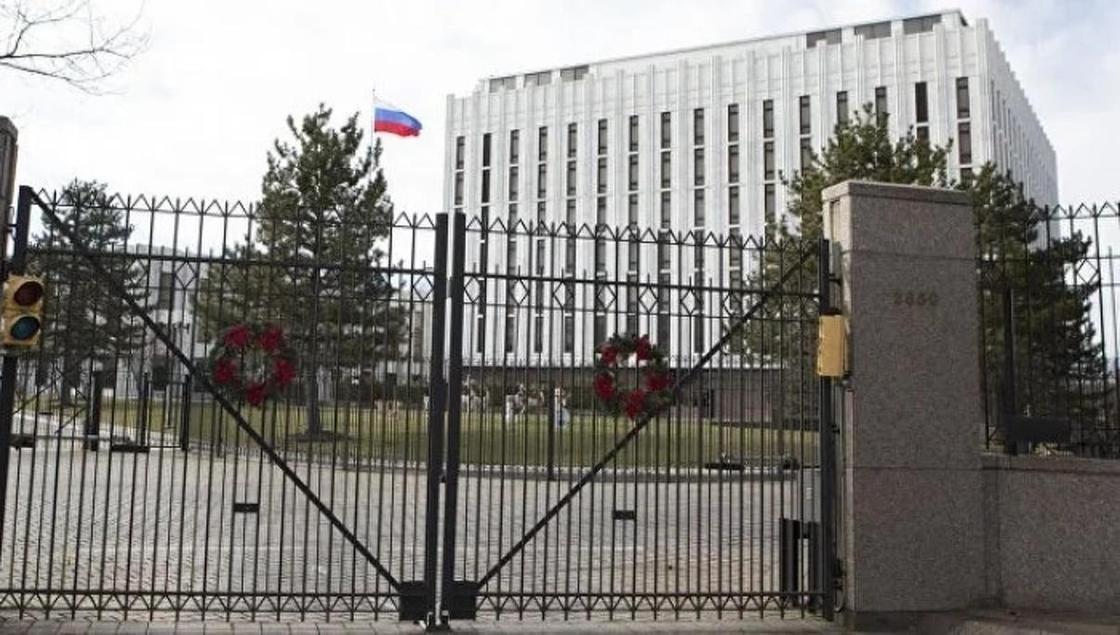 АҚШ орыс дипломаттарын түгелдей елден қуып шықпақшы