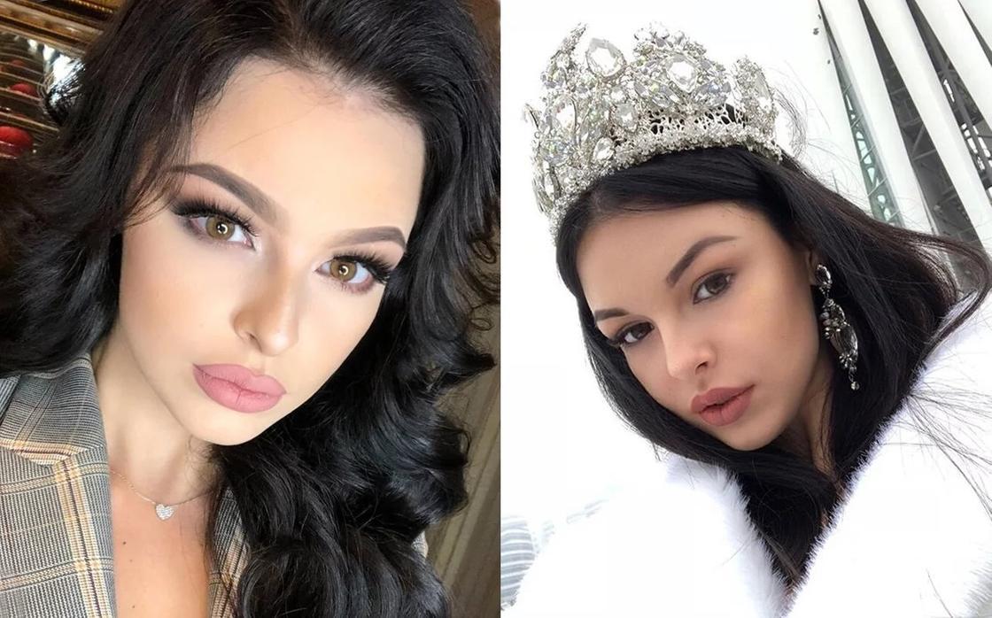 19-летняя карагандинка представит Казахстан на «Мисс Вселенная»