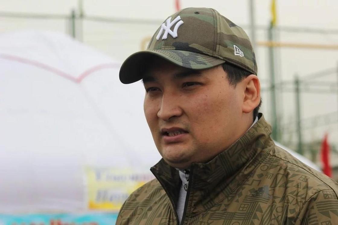 Түймебаевтың орынбасары