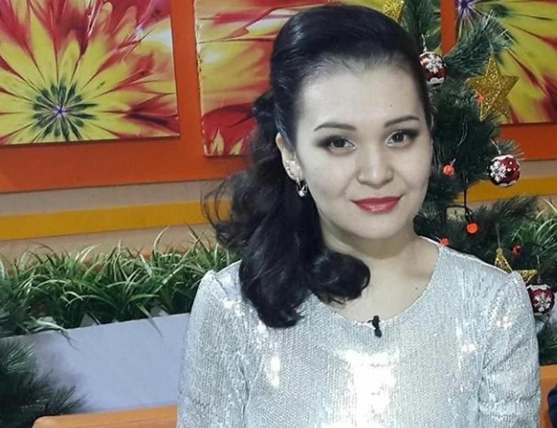 Погибшая в лифте девушка оказалась известной в Актобе телеведущей