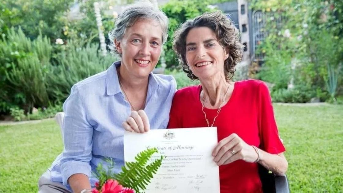 Первый однополый брак в Австралии распался спустя 48 дней