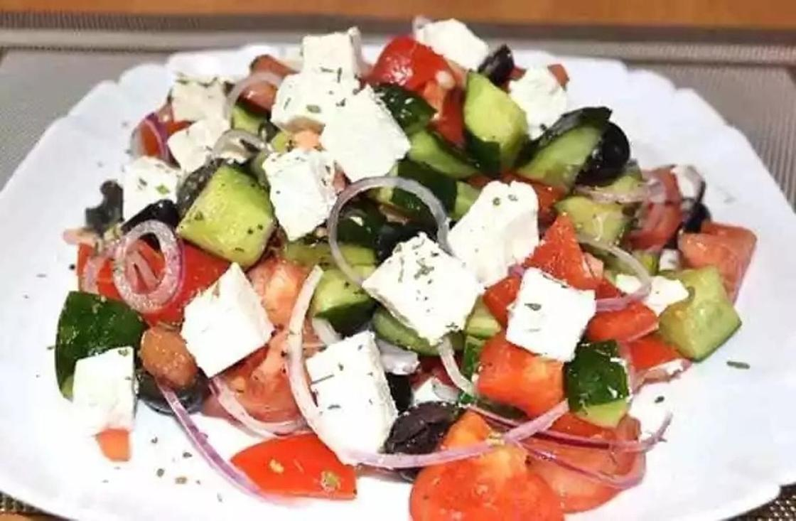 "салат ""Греческий"""