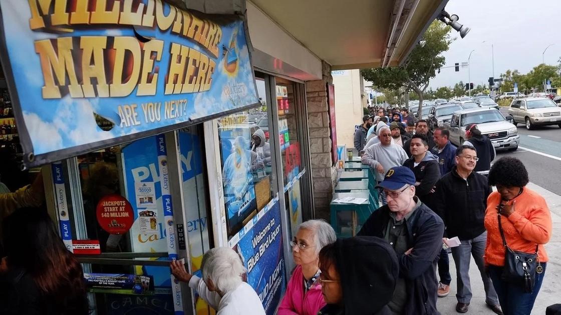 Джекпот Powerball превысил полмиллиарда долларов, казахстанцы участвуют в лотерее наравне с американцами
