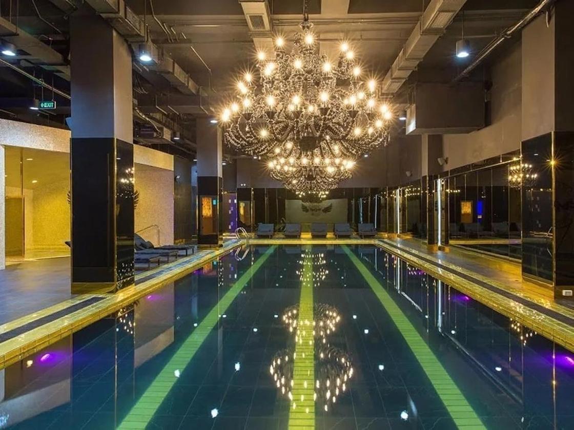 Самый дорогой спортзал в Азии, абонемент в который стоит больше 10 млн. тенге