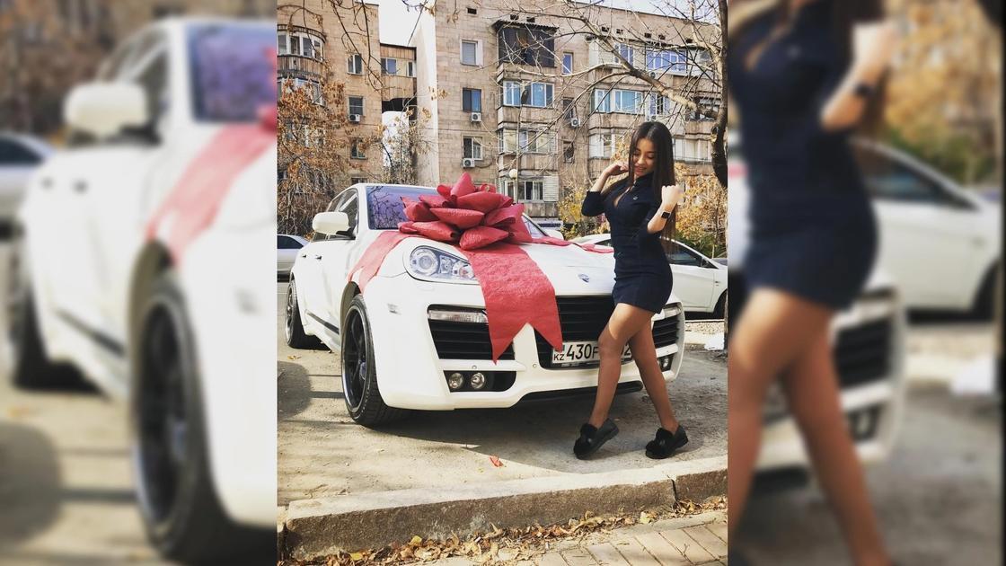 Девушка принимает дорогие подарки, но только от ровесников. Фото Instagram