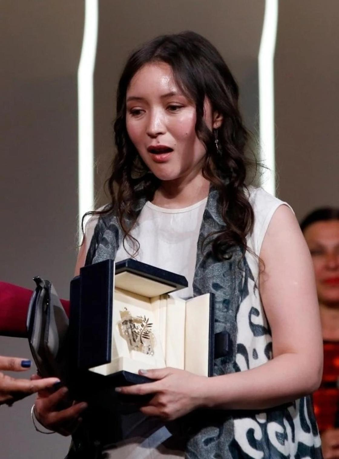 Казахстанская актриса Самал Ислямова признана лучшей в Каннах