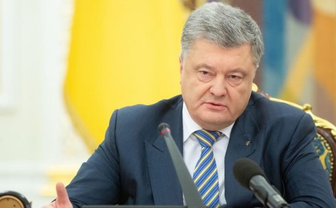 Украинадағы президент сайлауы:Порошенко талдамалардың толық нәтижесін жариялауға тыйым салды