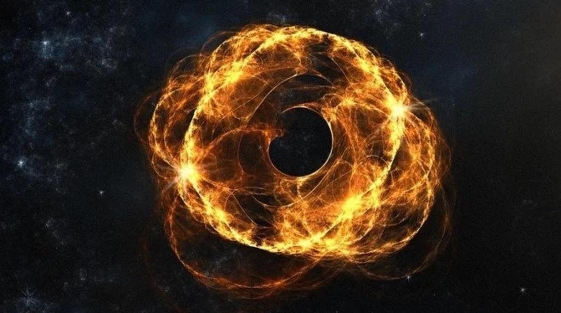 Обнаружили черную дыру, которая сотрет ваше прошлое и позволит жить бесконечно