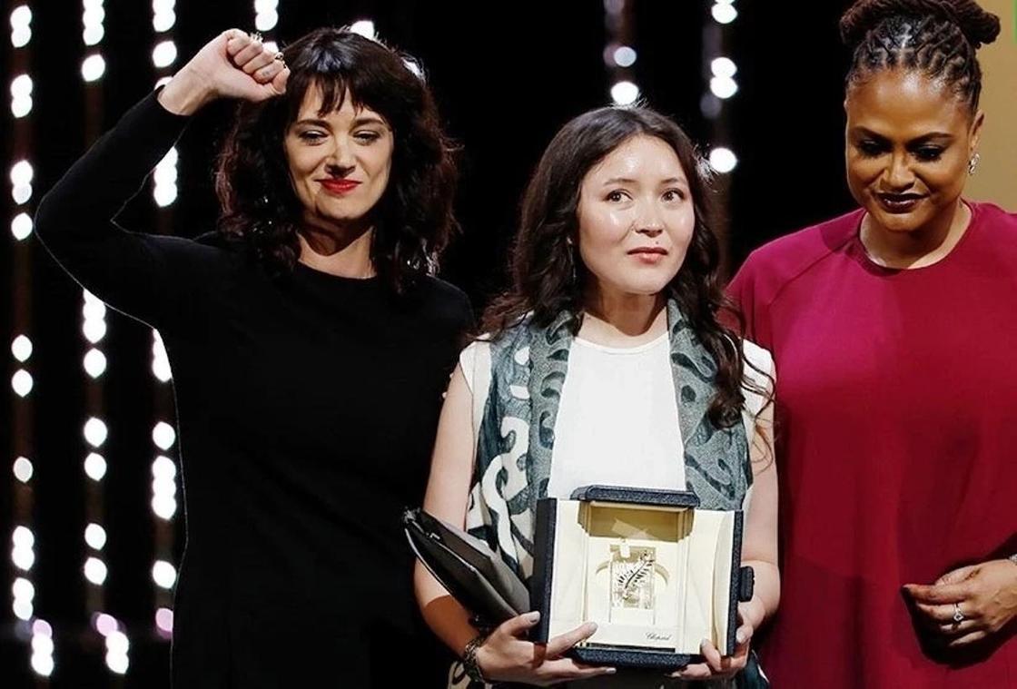 Казахстанка Самал Ислямова признана лучшей актрисой на Каннском кинофестивале