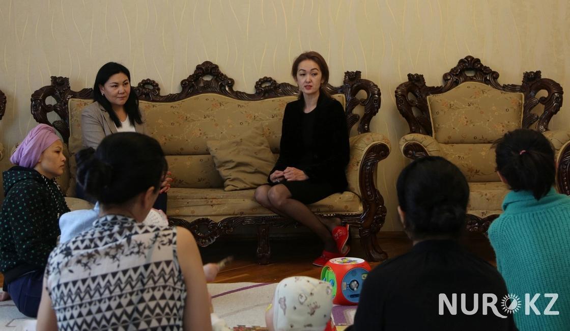 Отец ребенка требует ДНК: казахстанские девушки рассказали, как оказались в безвыходном положении