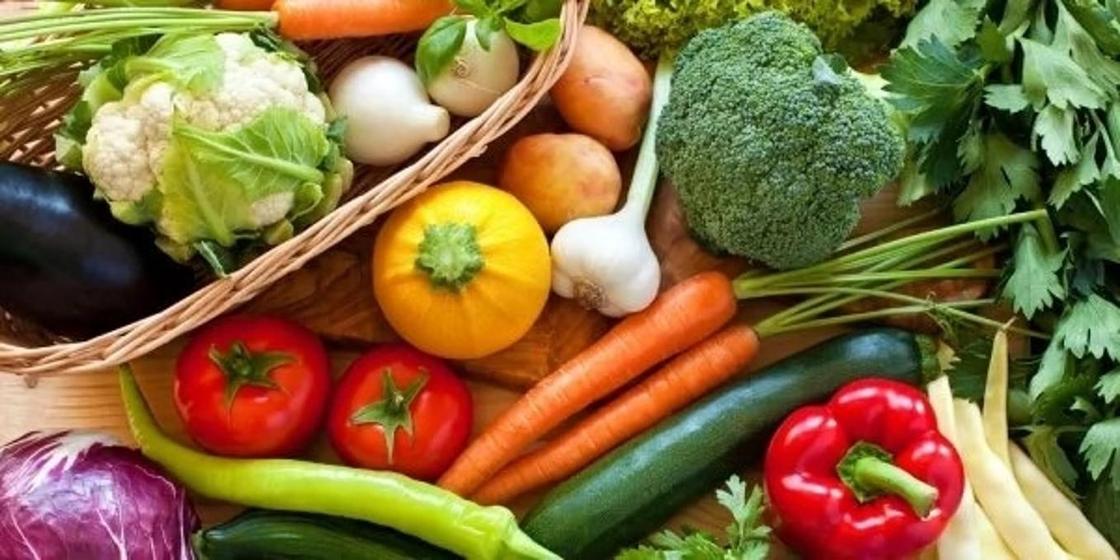 Цены на овощи и фрукты в Казахстане резко подскочили за месяц