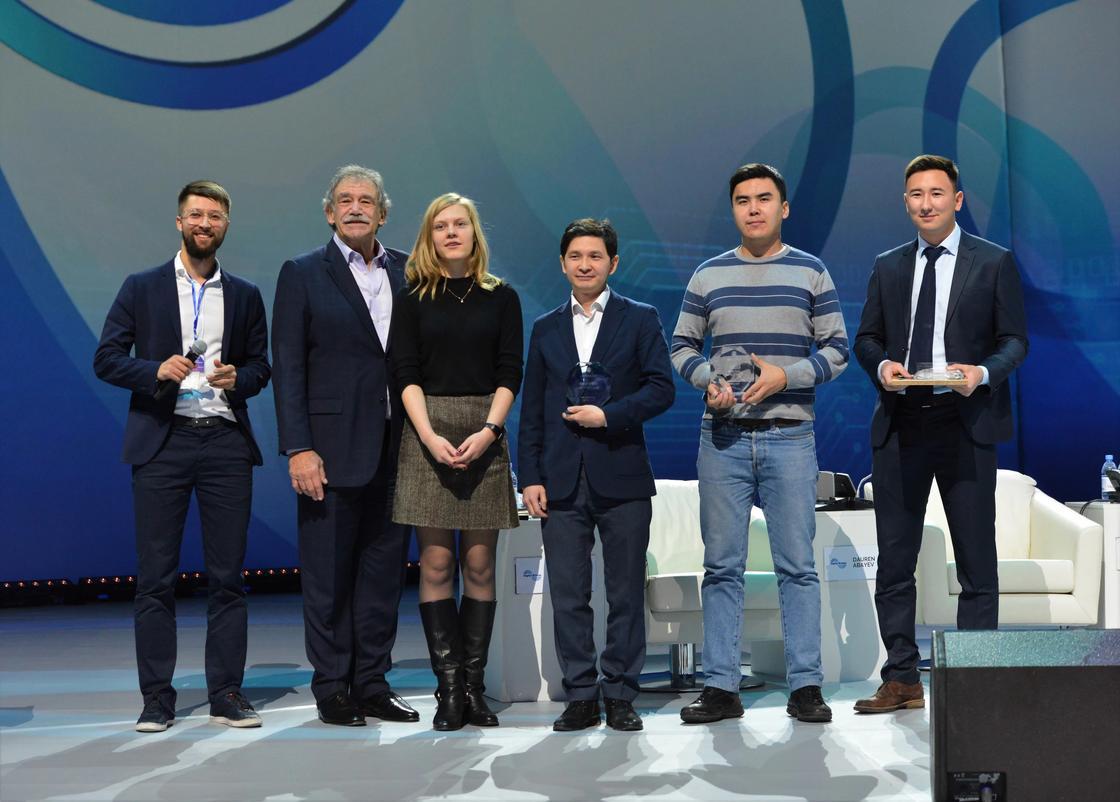 Одно из главных событий IT-индустрии Казахстана состоялось в Астане
