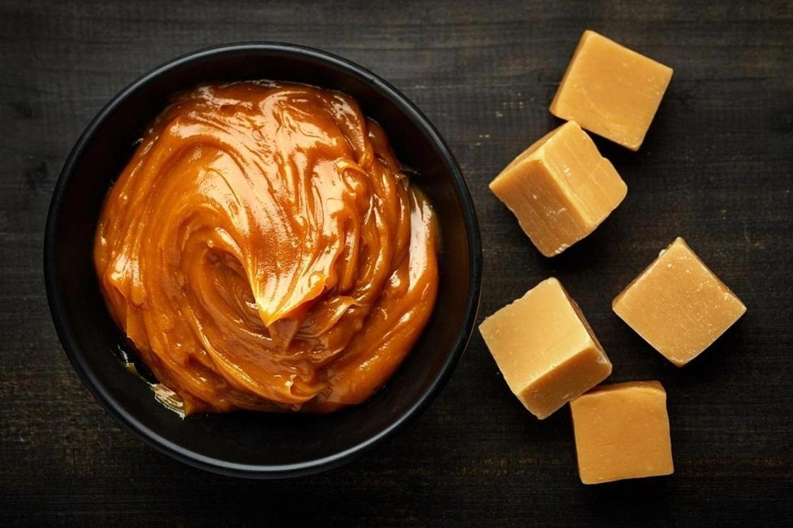 Как сделать карамель из сахара
