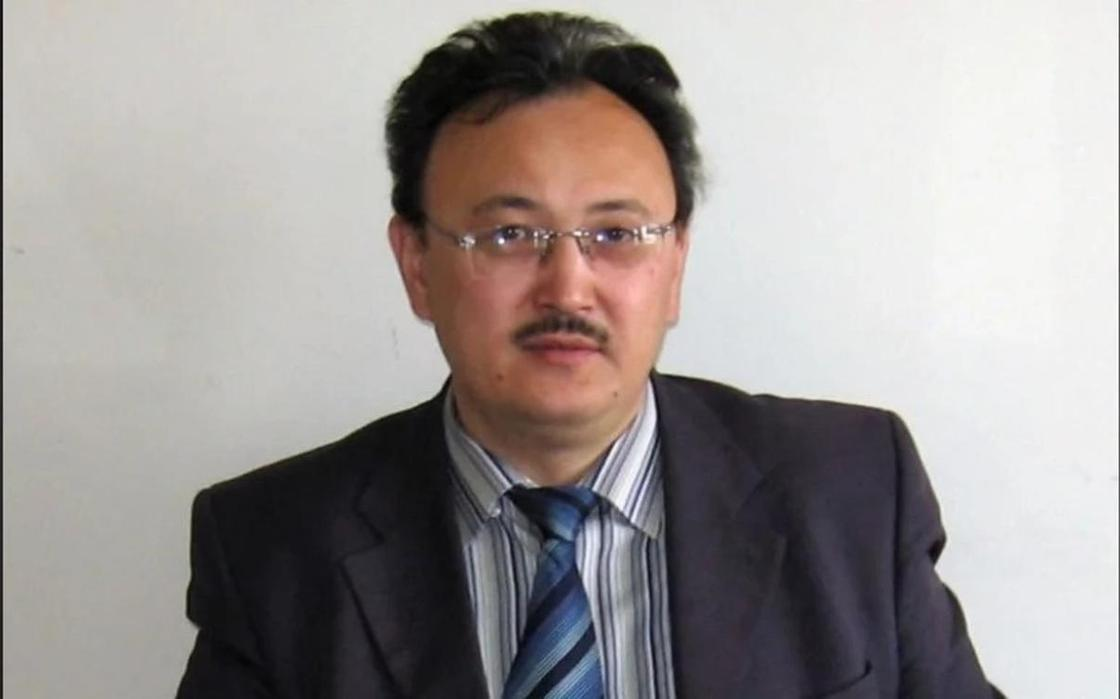 Профессор механики и математики Саят Ибраев. Фото wikimedia.org