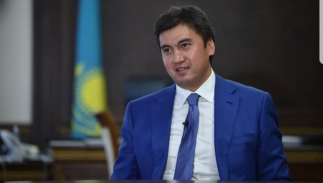 Габидулла Абдрахимов остался акимом Шымкента