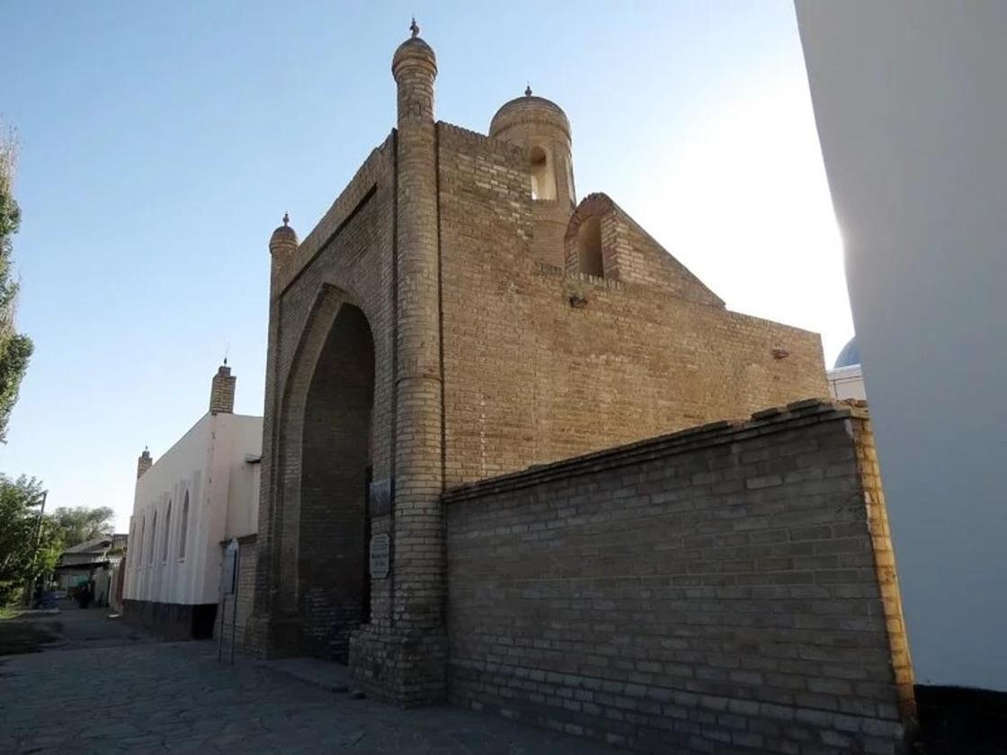 Мечеть Абдыкадыра
