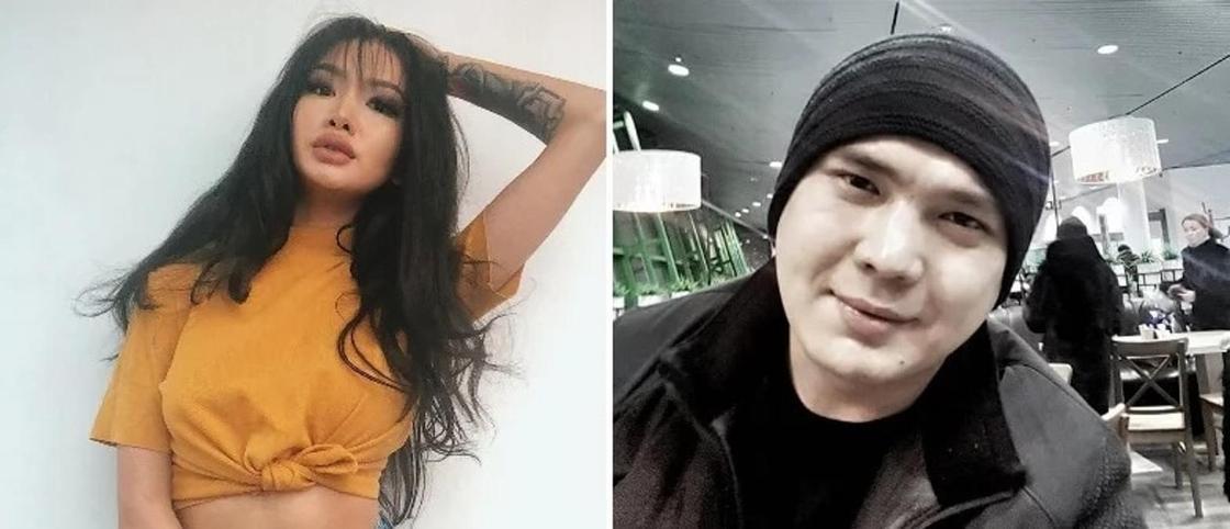 Айжан Байзакова и Жан Ахмадиев. Фото: Instagram