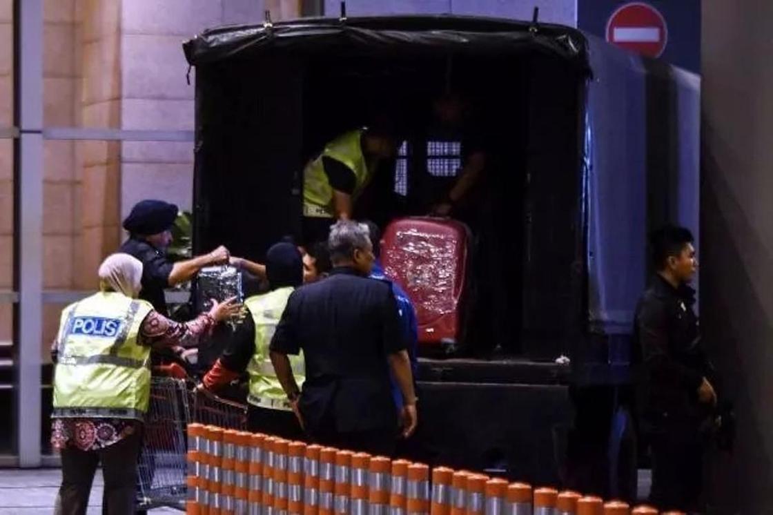 У малайзийского тестя Данияра Кесикбаева изъяли 5 грузовиков с деньгами и драгоценностями
