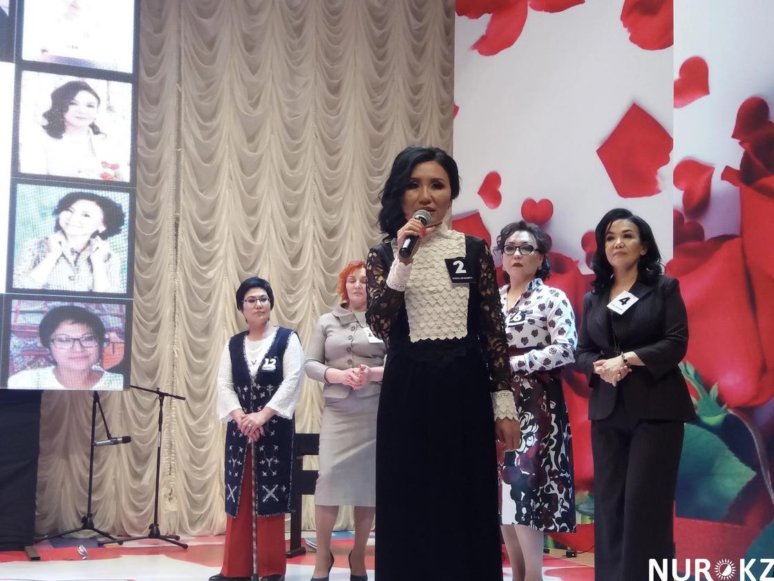 В Актобе выбрали свою «Бизнес леди» (фото)