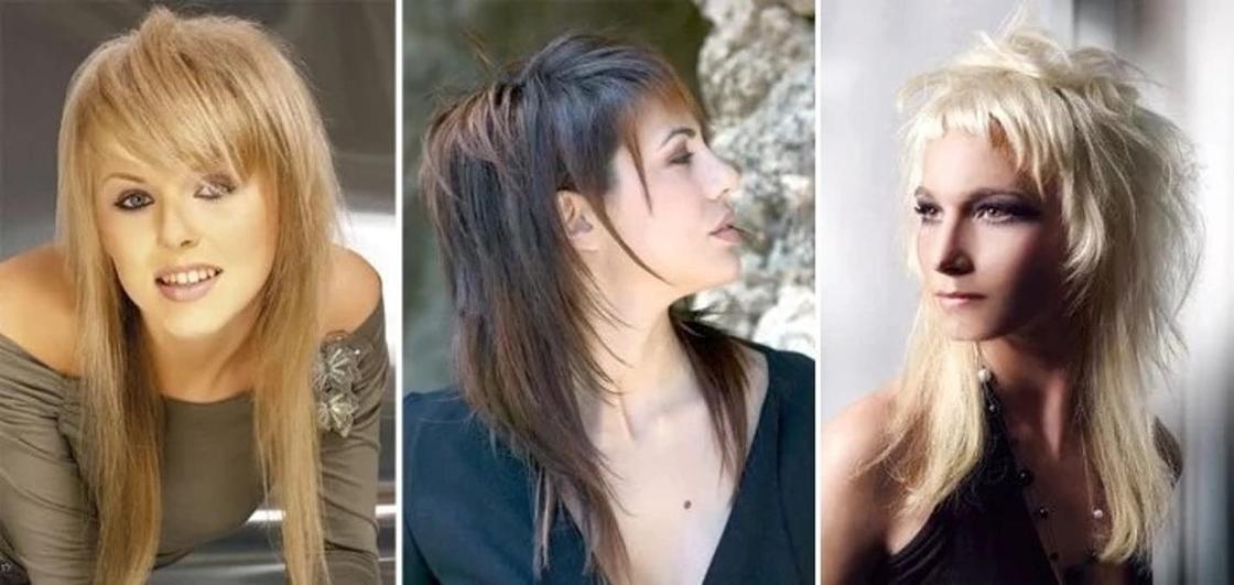 Стрижка каскад на длинные волосы: техника