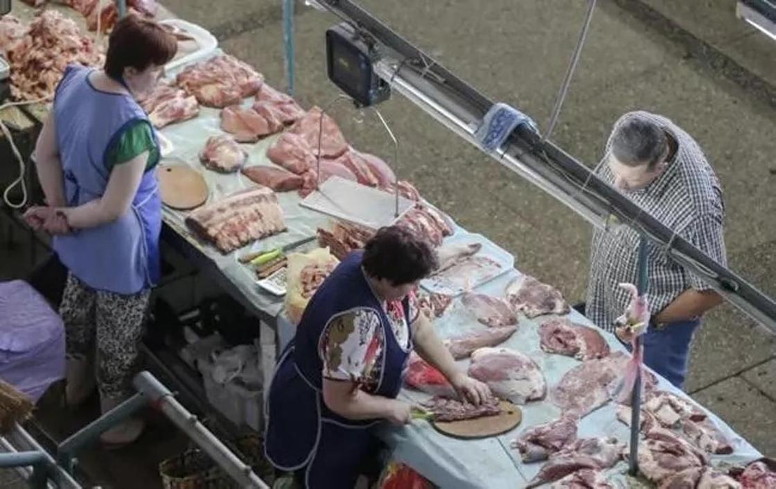 Мясо подорожало в Казахстане