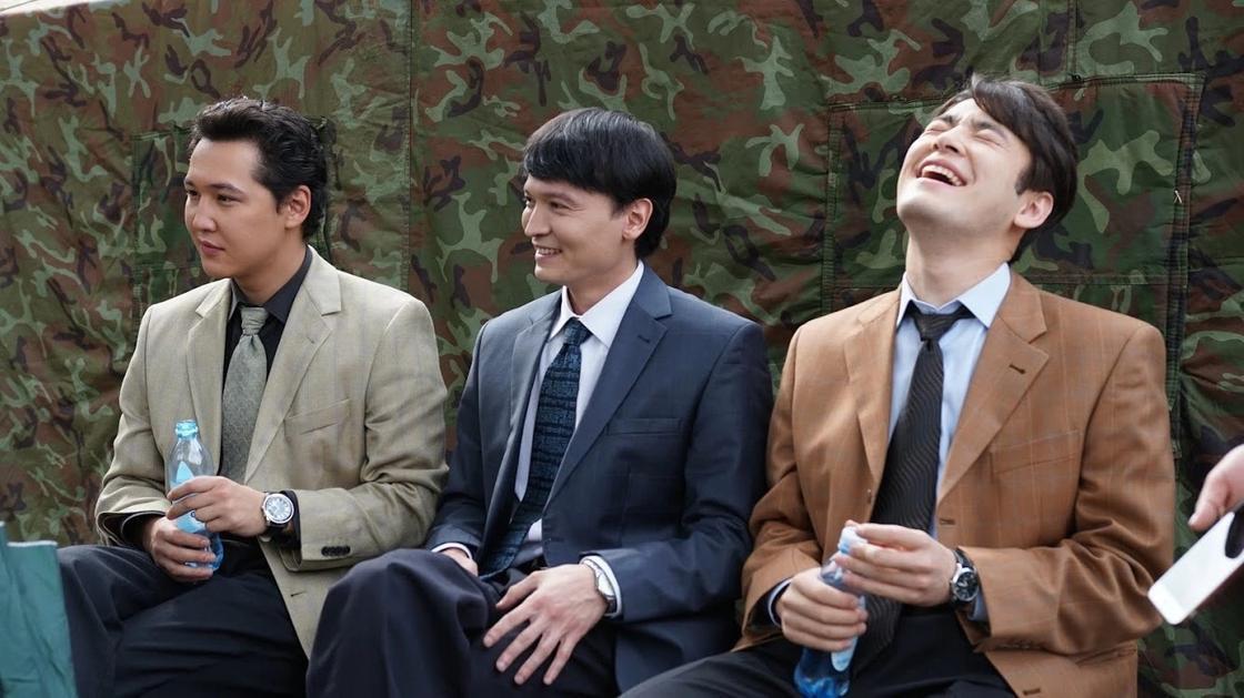 """Бизнесмены"". Фото: Astana Film Fund"