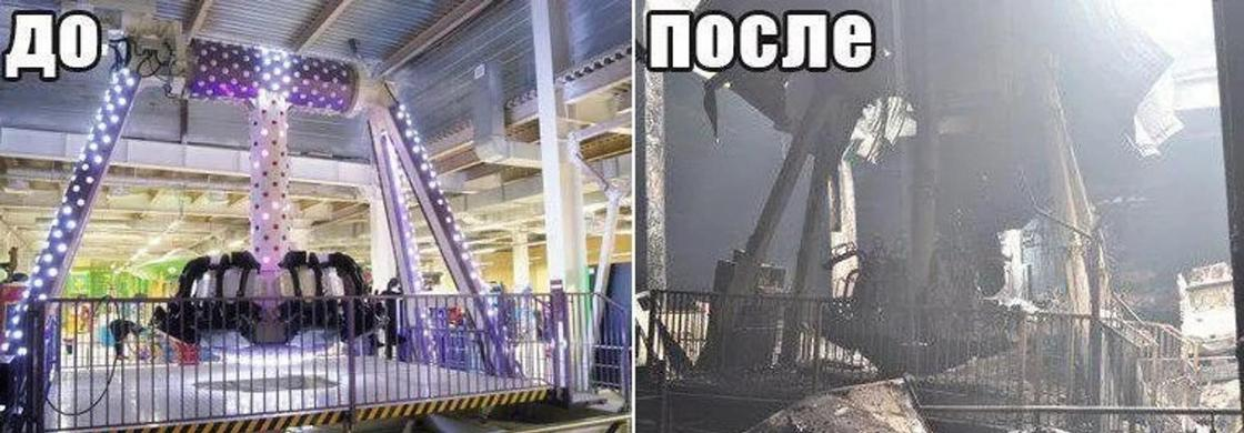 Трагедия в Кемерово: Установлена основная версия пожара в ТЦ «Зимняя вишня»