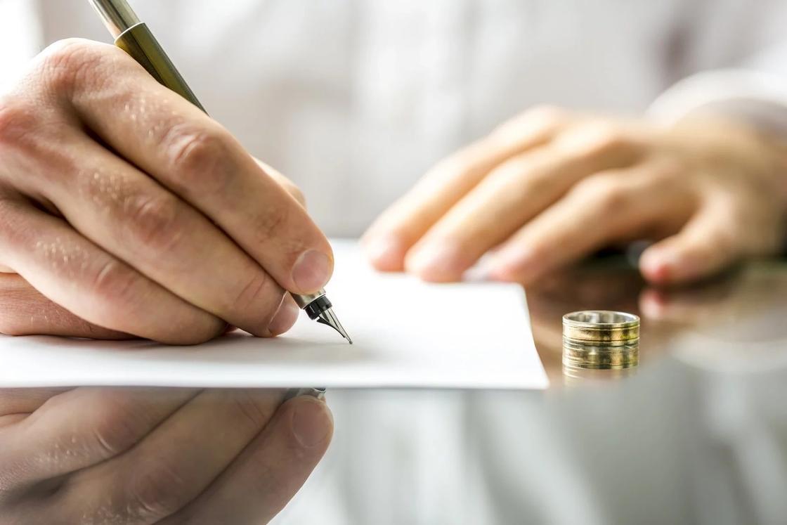 Перечень документов для развода и алиментов, если есть ребенок, в РК