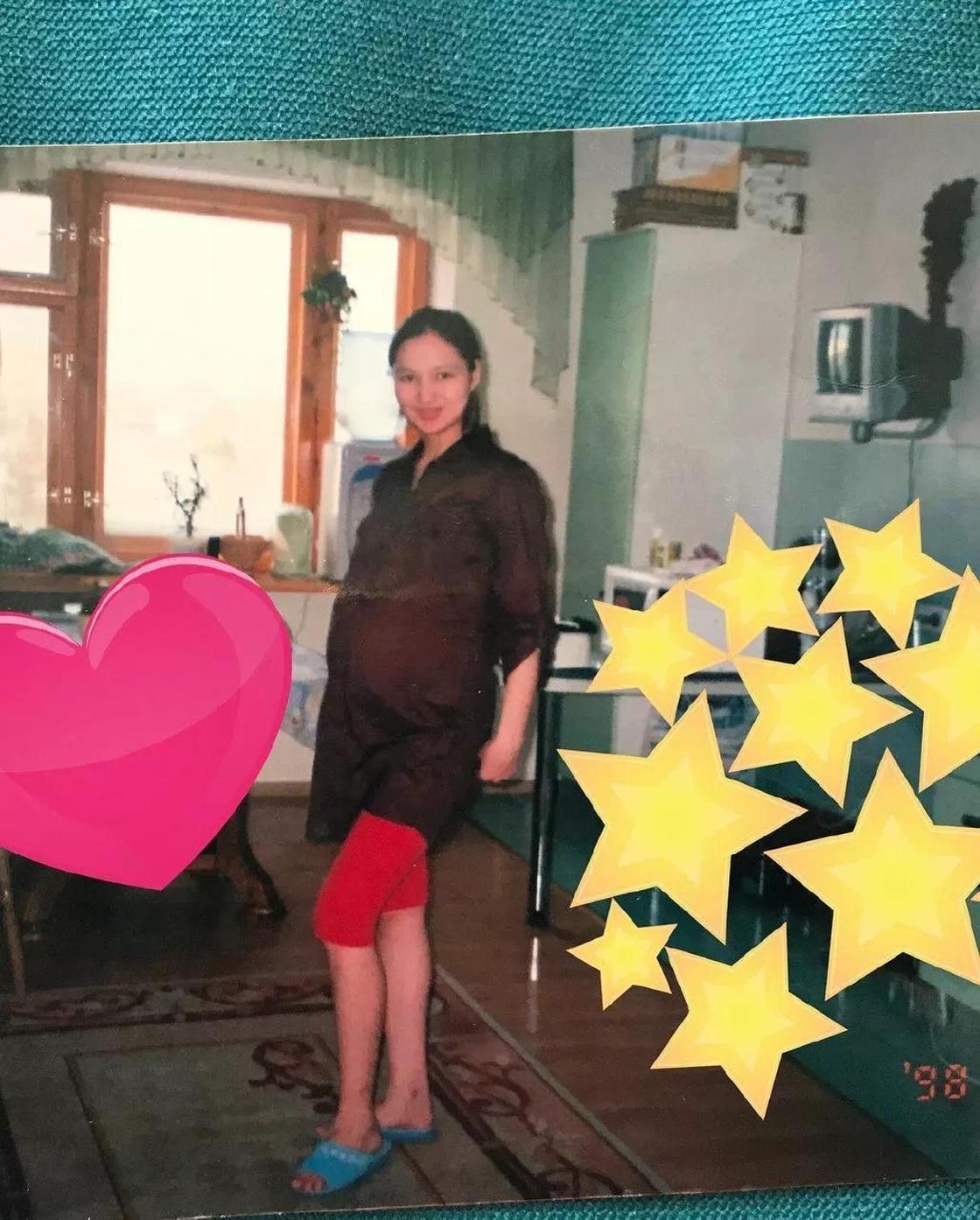 Жена Кайрата Нуртаса объяснила, почему она не толстеет