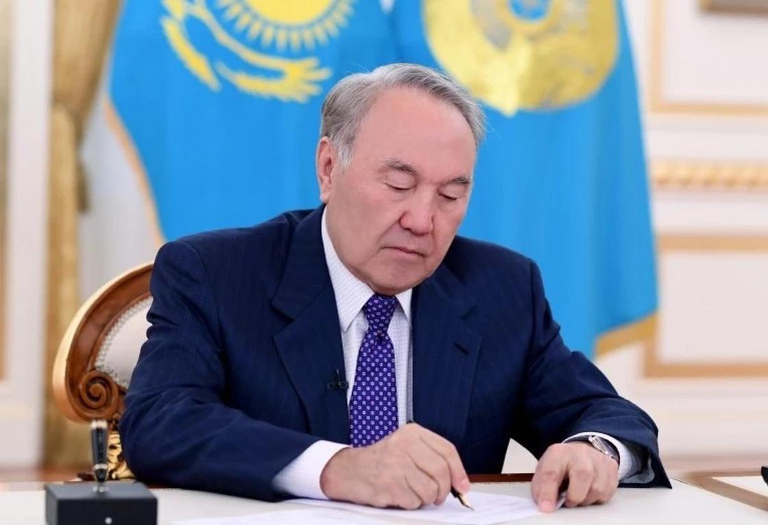 Назарбаев Түркістанның облыс орталығы