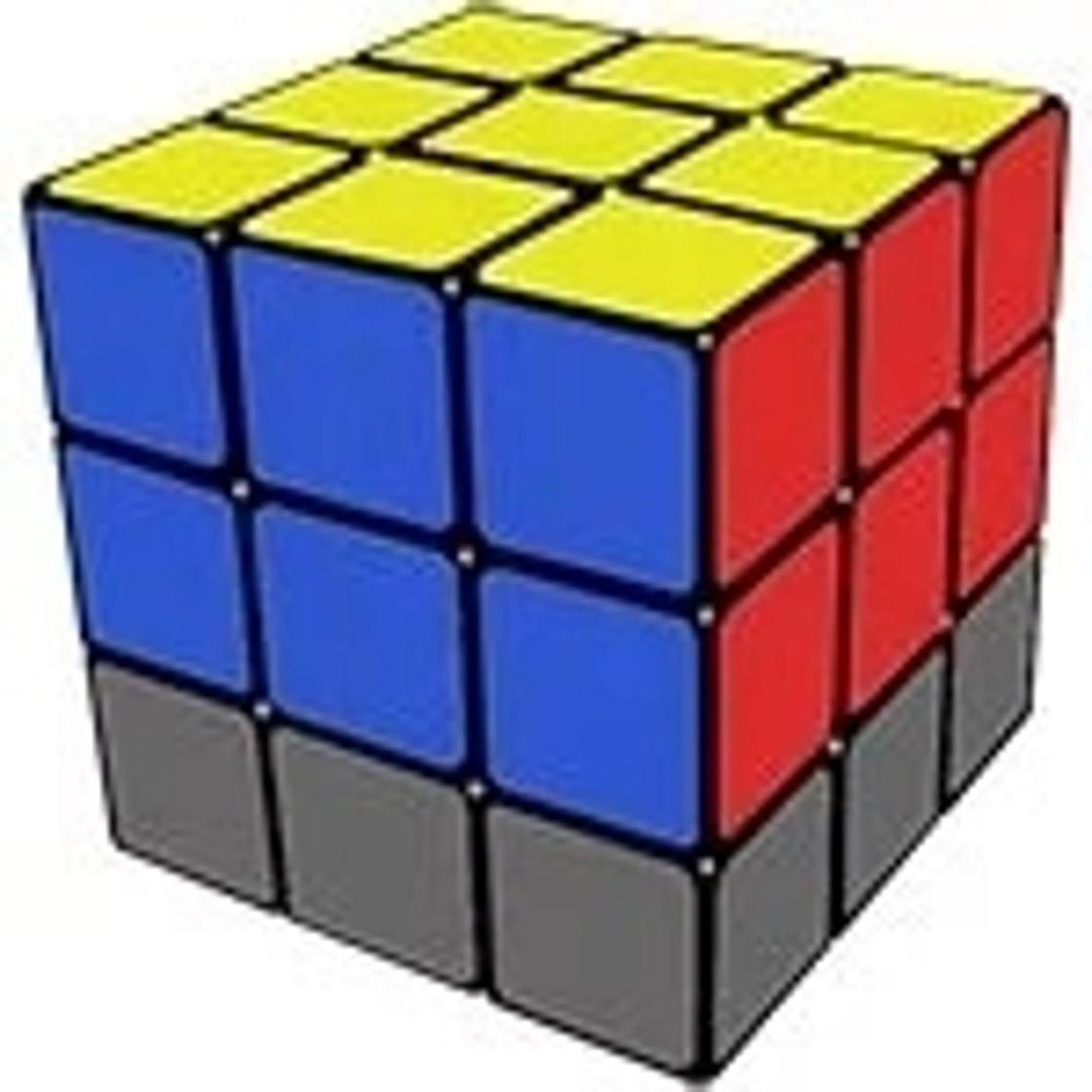 Сборка среднего слоя кубика Рубика