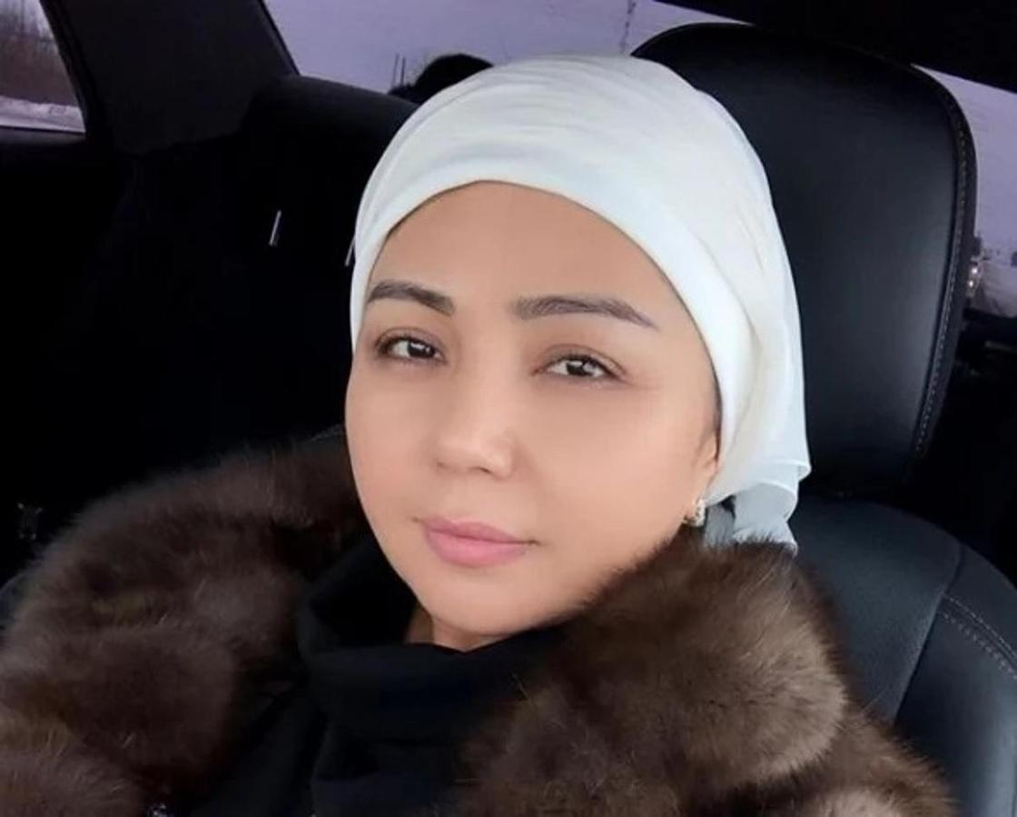 Алтынай Жорабаева. Фото: Instagram