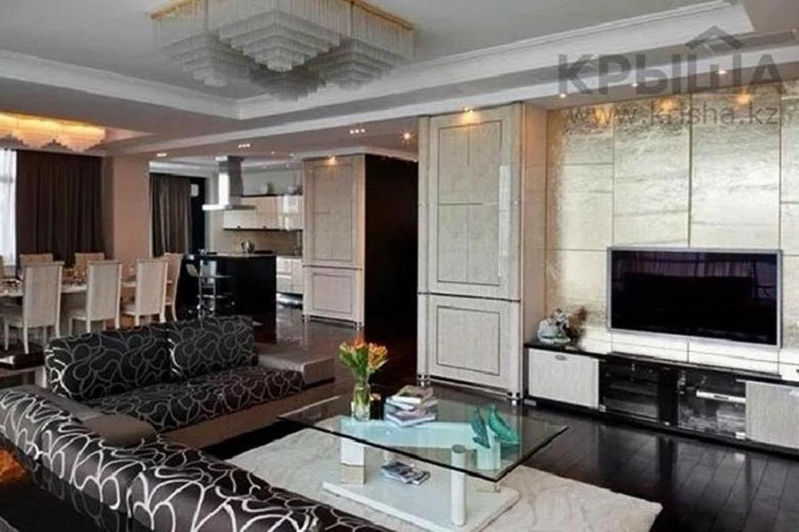 Как выглядят самые дорогие арендные квартиры в Алматы (фото)