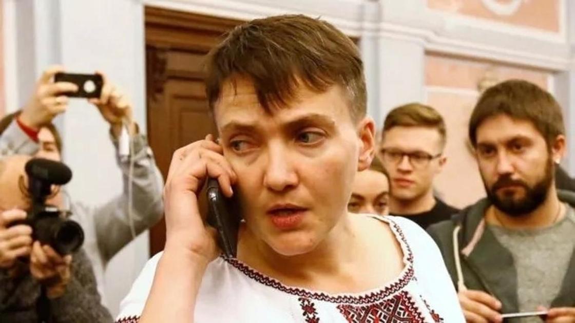 Генпрокурор Украины обвинил Надежду Савченко в подготовке теракта