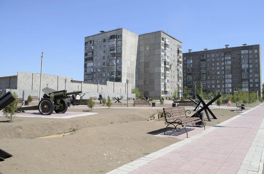 Музей воинской славы в Павлодаре